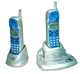 5.8GHz FHSS Multi-Handset Cordless with Digital Answering System